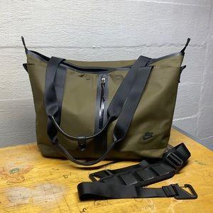 NIKE Waterproof olive black laptop gym bag tote
